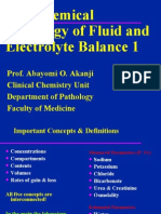 Lecture 21 - Fluid & Electrolyte Balance1 - 16 Oct 2006