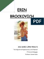 Analisis Pelicula Erin Brockovich