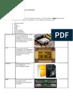 Web Quest Arquitectura de Un Ordenador Mj