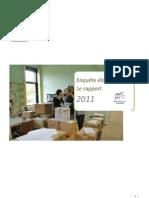 Version abrégée-Enquête 2011 sur l'élagage et le retrait  au sein de bibliothèques publiques de la FWB