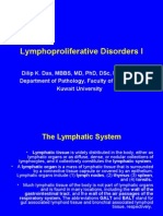 Patho - 4th Asessment - Lymphoproliferative Disorders I - 31 Jan 2007