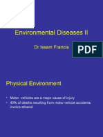 Patho - 4th Asessment - Environmental Diseases II - 2007