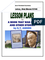 Agnon Lesson Plans