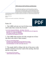 Psalm 110 (AWPR Translation)