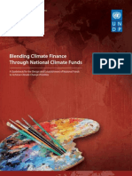 Blending Climate Finance Through National Climate Funds