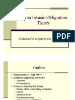Aryan Migration Theory-Manav