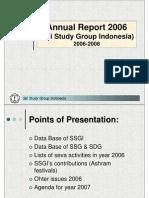 Annual Report 2006 Presentation)