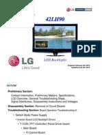 Training Tvs Led Lcd Lg 42lh90