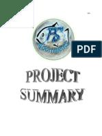 Project Summary Sample
