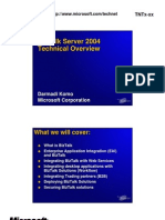 Biztalk Server 2004 Technical Overview DarmadiKomo