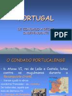 Formação+de+Portugal+-+4º+Ano