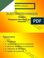 Electrotechnique Chap1