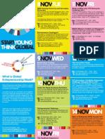 GEW 2011 Brochure