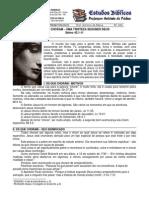 LIÇÃO 04 - EBD - OS QUE CHORAM – UMA TRISTEZA SEGUNDO DEUS _MT 5.4