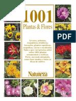 1001 plantas e flores