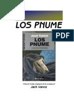 Vance, Jack - Tschai IV, Los Pnume