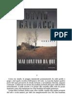 David Baldacci - Mai Lontano Da Qui