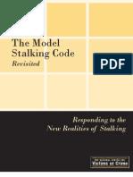 The Model Stalking Code