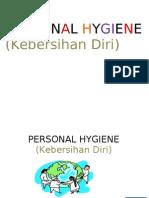 Flipchart Personal Hygiene