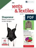 Garments & Textiles