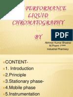 ABHINAV Hplc(QC)