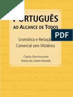 Portugues ao alcance de todos Gramatica e Redação