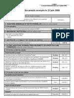 Liste Des Documents Envoyés Le 25.06