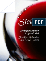 Sicilia. Le migliori cantine e i grandi vini - The Best Wineries and Great Wines