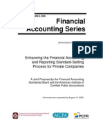 ITC Private Company Financial Reporting