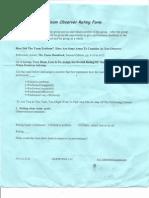 Pg 1 TOR Form OB0001