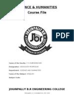 RS English Course File Modified)