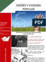 DISEÑO Y VIVIENDA POPULAR