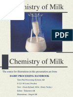 Chemistry of Milk