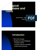 Bio Databases 5