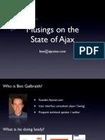 State of Ajax