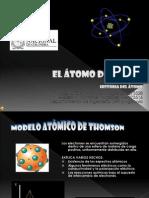 Atomo de Bohr- Grupo 8 Ppt v2