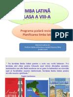 PPt Consfatuiri Limba Latina-Alina Ionescu-Lazuri