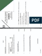 AL Chemistry 1991 Paper 2