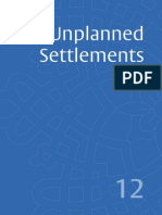 JSP Eng 12 Unplanned Settlements