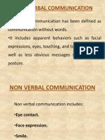 New Non Verbal