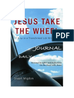 Jesus Take The Wheel Free Daily Journal