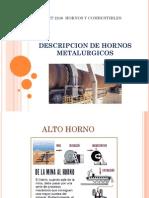 Descripcion de Hornos Metalurgicos