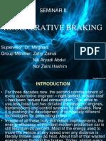 Seminar2 w11 Regenerative Braking