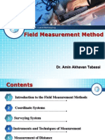 3. Field Measurement Method