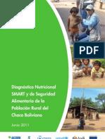 Diagnostico Nutricional SMART y de SA en el Chaco Boliviano