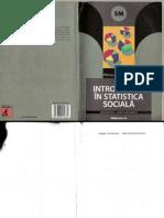 Introduce Re in Statistic A Sociala-Petrus Alexandrescu