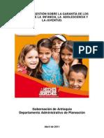 Informe de Gestion Antioquia