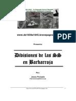 50454024 Divisiones SS en Barbarroja