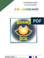 Reflexão Sistemas de Segurança Social