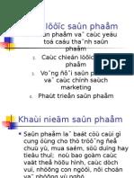 Chien Luoc San Pham